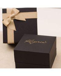 Kaizarin - Multicolor 18k Rose Gold & Diamond Pearl Drop Earrings - Lyst