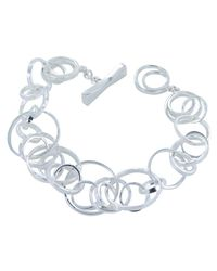 Reeves and Reeves - Metallic Ring A Ding Bracelet - Lyst