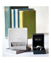 Alison Moore Designs - Metallic Roeberry Sterling Silver Key Earrings - Lyst