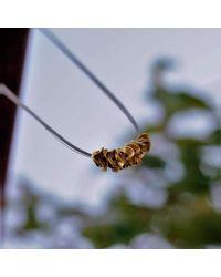 Nitsa Rona - Multicolor Foliage Choker Necklace - Lyst