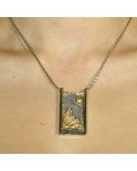 Alex Gulko Custom Jewelry - Multicolor Butterfly Under The Sun Pendant - Lyst