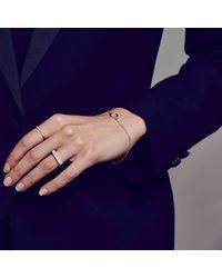 Georgina Boyce Fine Jewellery - Metallic Yellow Gold Facet Ring - Lyst