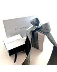 Sandra Anne Designs - Blue Aqua Chalcedony Necklace - Lyst