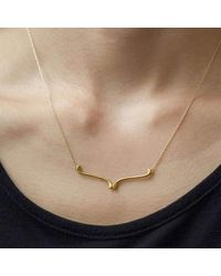 ileava jewelry - Multicolor Arabesque Mousse Small Choker - Lyst
