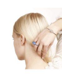 Hyrv - Metallic Tori Bracelet - Lyst