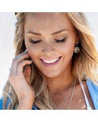 Dune Jewelry - Multicolor Island Earrings - Lyst