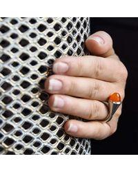 Susanne Siegert - Multicolor Nightclub Ring With Carnelian - Lyst