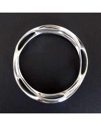 VerticesEdge - Multicolor Curvaceous Twist N Flow Round Bracelet - Lyst