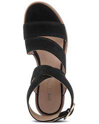 275 Central Sace Sandal Black Suede
