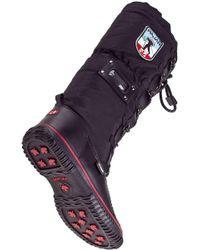 Pajar - Grip Classic Tall Boot Black Fabric - Lyst