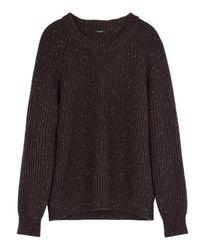 Jil Sander - Brown Knitwear for Men - Lyst