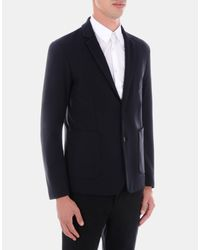 Jil Sander | Blue Jacket for Men | Lyst