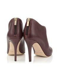 Jimmy Choo - Multicolor Mendez Quartz Grainy Calf Leather Ankle Boots - Lyst