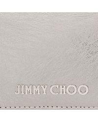 Jimmy Choo - Metallic Marlie - Lyst