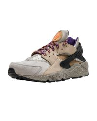 92ba09fdd79 Nike Huarache Run Prm in Natural for Men - Lyst