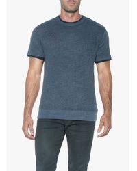 Joe's Jeans   Blue Caspian Crew Neck for Men   Lyst