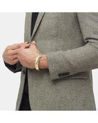 John Hardy - Multicolor Naga Brushed Station Bracelet for Men - Lyst
