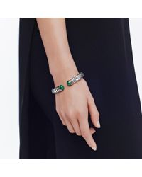 John Hardy | Multicolor Kick Cuff With Malachite | Lyst