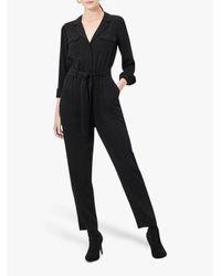 Oasis Black Denim Boiler Suit