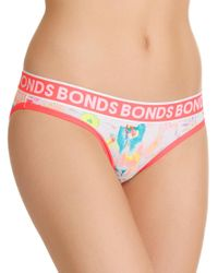 Bonds Pink New Era Bikini Briefs