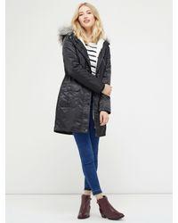 Oasis Multicolor Diana Parka Jacket