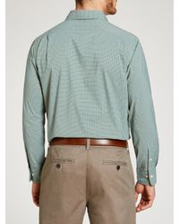 Polo Ralph Lauren Green Check Shirt for men