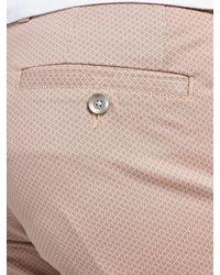 DIESEL Multicolor Driver Print Shorts for men