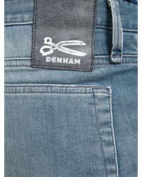 Denham Blue Bolt Skinny Fit Jeans for men