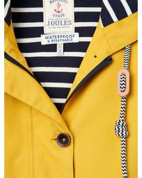 Joules - Multicolor Right As Rain Coast Waterproof Jacket - Lyst