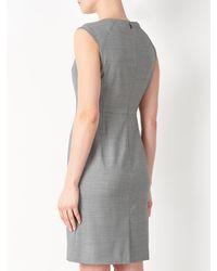 John Lewis Gray Bailey Melange Dress