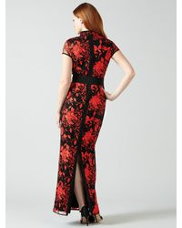 Phase Eight - Red Ella Embellished Dress - Lyst