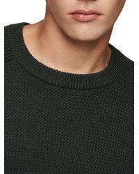 Reiss Multicolor Mote Knit Jumper for men