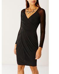 Coast Black Jenn Jersey Dress