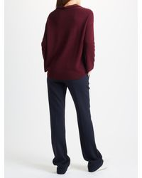 Marella Multicolor Aeroso Wool-blend Jumper