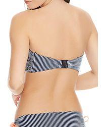 Freya Blue Horizon Bandeau Bikini Top