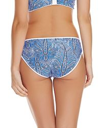 Freya Blue Summer Tide Bikini Briefs
