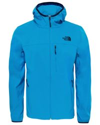 The North Face Blue Nimble Hoodie for men