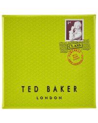 Ted Baker - Black Banat Leather Hook Bracelet - Lyst