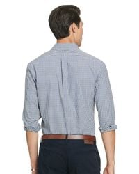 Polo Ralph Lauren Blue Slim Fit Sport Shirt for men