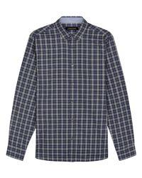 Jaeger | Multicolor Multi Check Shirt for Men | Lyst
