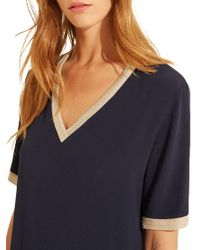 Gerard Darel - Blue Dora Dress - Lyst