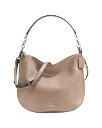 COACH - Multicolor Chelsea 32 Polished Leather Hobo Bag - Lyst