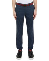 Ted Baker Blue Golf Unpar Water-repellent Trousers for men