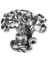 Trollbeads Metallic Sterling Silver Tree Of Awareness Charm