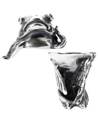 Trollbeads | Metallic Sterling Silver Fantasy Fish Pendant | Lyst