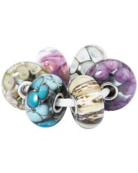 Trollbeads - Multicolor Friendship Glass Charms Kit - Lyst