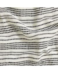 John Lewis Multicolor Moroccan Stripe Scarf