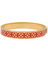 Halcyon Days   Red Rose Bangle   Lyst