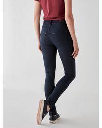 Numph Blue Allenton Slim Jeans