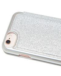 Ted Baker Metallic Glitsie Iphone 6 Case